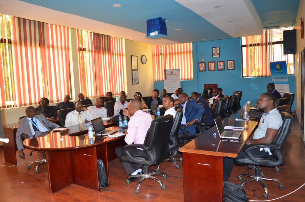 UNES CONDUCTED E-PROCUREMENT SENSITIZATION