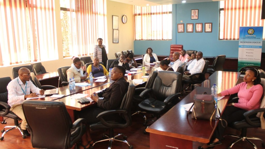 UNES RECORDS MANAGEMENT SENSITIZATION