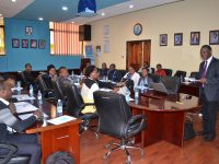 ECHO for Life Training at UNES HQ, Nairobi