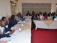 Integrity Assurance Officers Training by the EACC at ARC