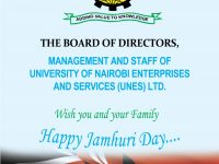 HAPPY JAMHURI DAY