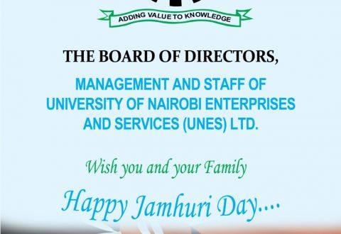 HAPPY JAMHURI DAY