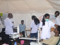 Free Medical Check-Up at UoN, CAVS
