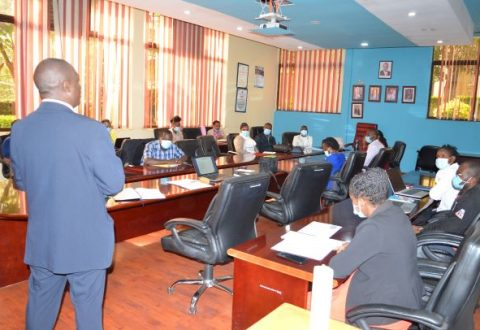 UNES CAJ COMMITTEE TRAINING ON CUSTOMER EXPERIENCE MANAGEMENT & COMPLAINTS HANDLING