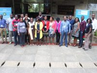 UNES Consultancy conducted KeRRA Staff Training on ICT Systems Security Management at the Agriculture Resource Center in Egerton University, Njoro Campus on 28th-21st April, 2017