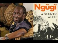 UNES UNIVERSITY BOOKSTORE HOSTS A WARD WINNING AUTHOR PROF. NGUGI WA THIONG'O