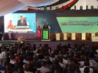 THE 6TH DEVOLUTION CONFERENCE HELD AT KIRINYAGA UNIVERSITY GROUND