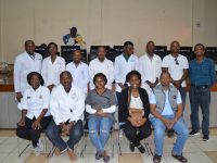 UoN Eye Center at the during Free Medical Camp