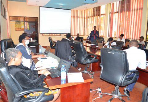 National Supervisors/PMT Training