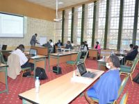 UNES QMS Review Retreat@Chiromo Conference, March 22, 2021